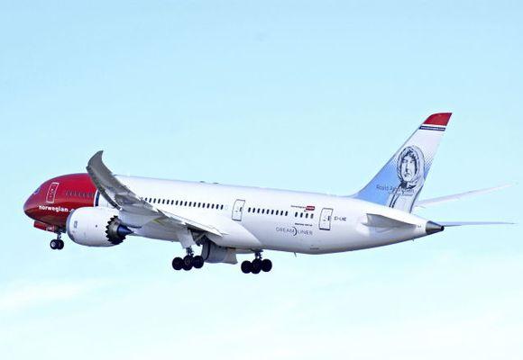 Kjos vurderer USA-ruter fra Trondheim og Stavanger