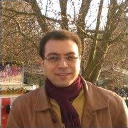 AMNESTY INTERNATIONAL: Møt Mohamed Lotfy, Amnesty Internationals Egypt-etterforsker i nettmøte på Tett på Nett. Foto: Privat