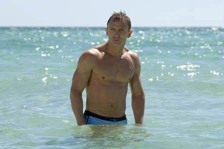 007: Daniel Craig er den syvende skuespilleren til å spille James Bond. Foto: Sony Pictures