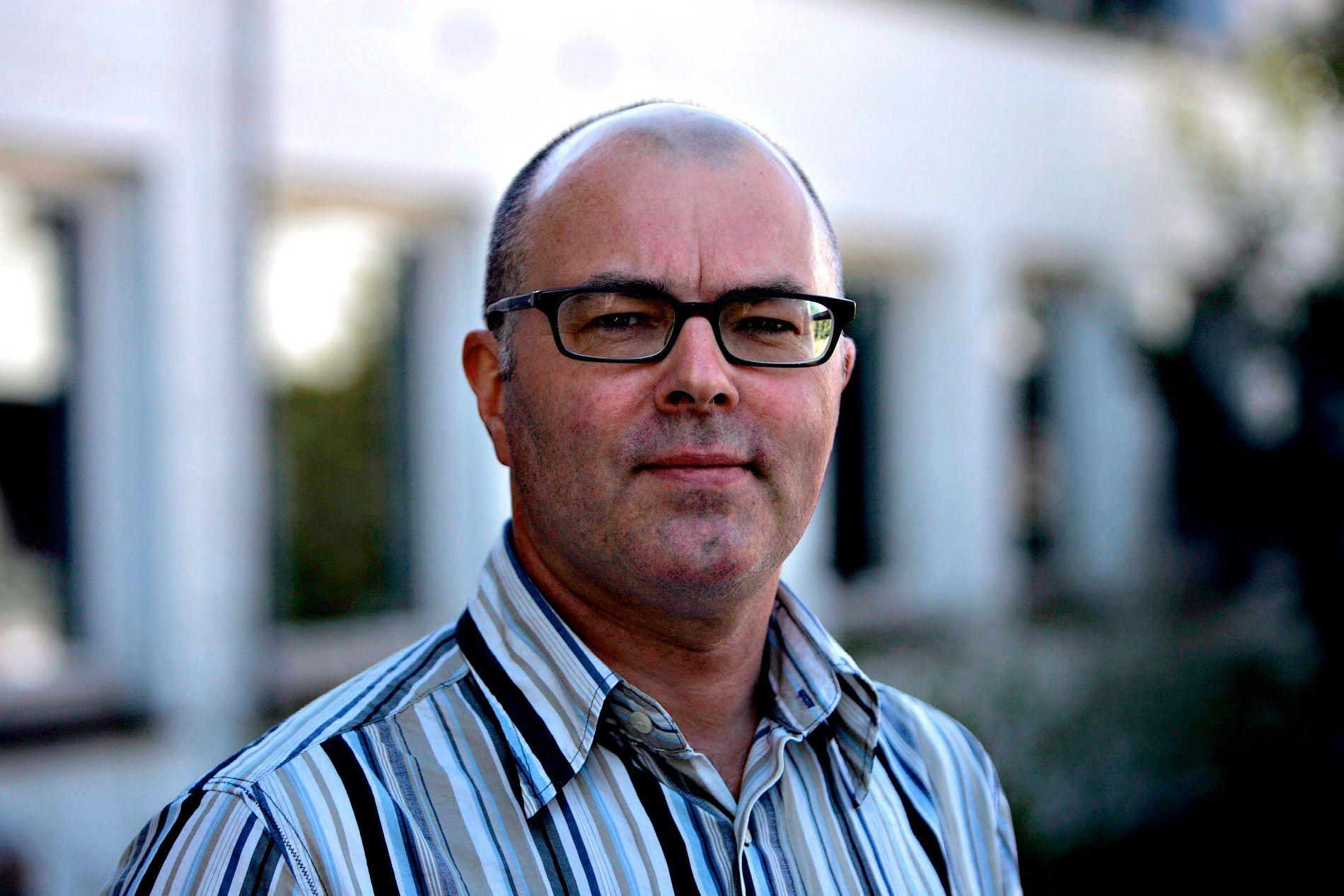 ADVARER: NHH-professor Kjell Gunnar Salvanes sier at de norske trygdeordningene ikke er bærekraftige.