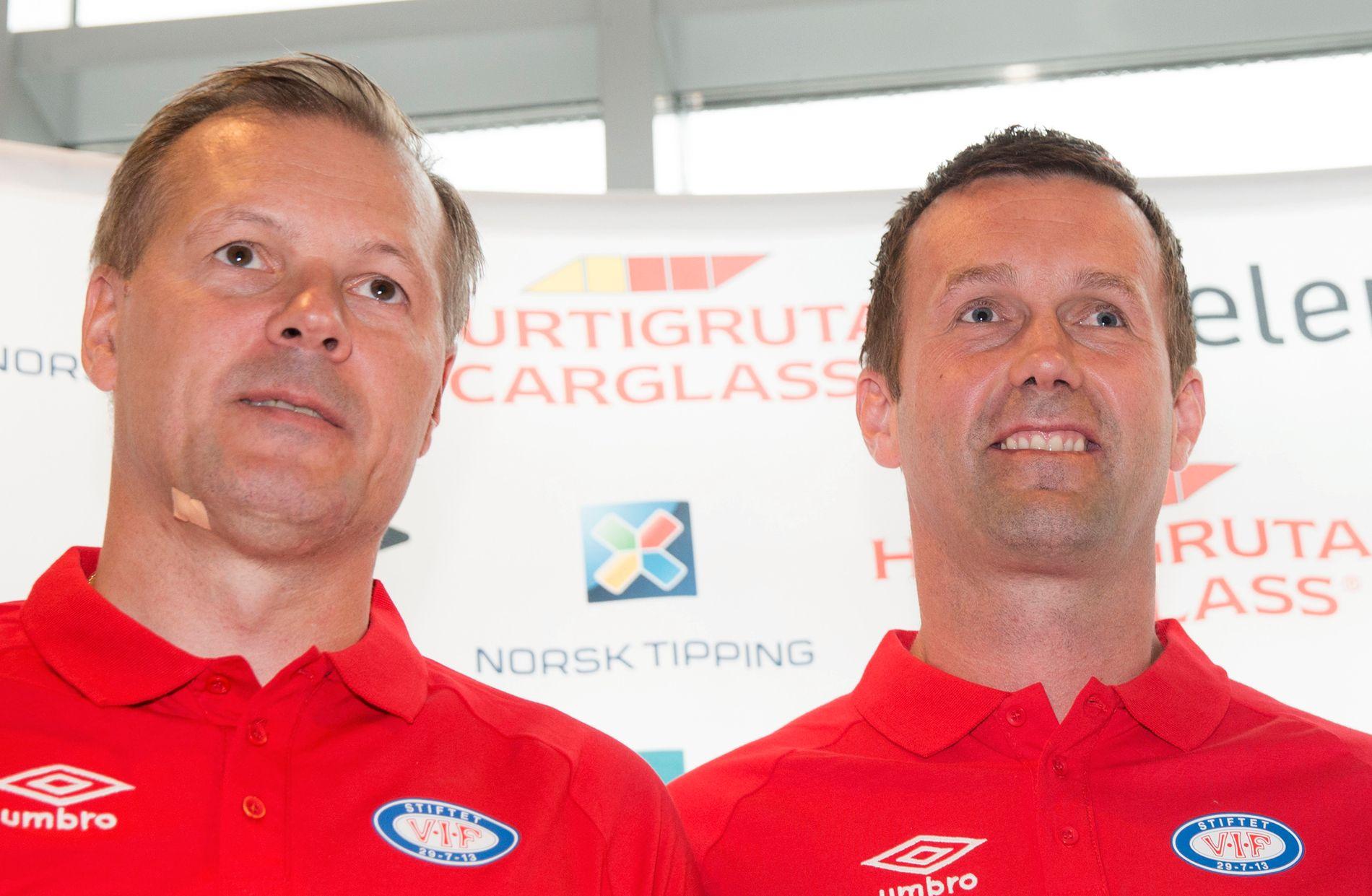 MISFORNØYD: Kjetil Rekdal liker ikke Ronny Deilas uttalelser om at Vålerenga er en bånnklubb.
