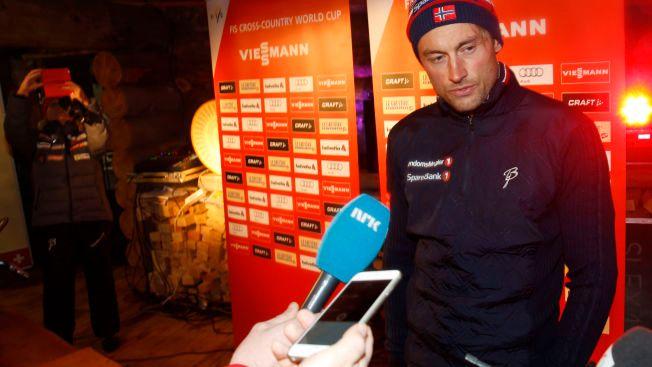 a77c3cad Northug om slankekuren for å vinne Tour de Ski: – Nytter ikke med  knekkebrød og bananer