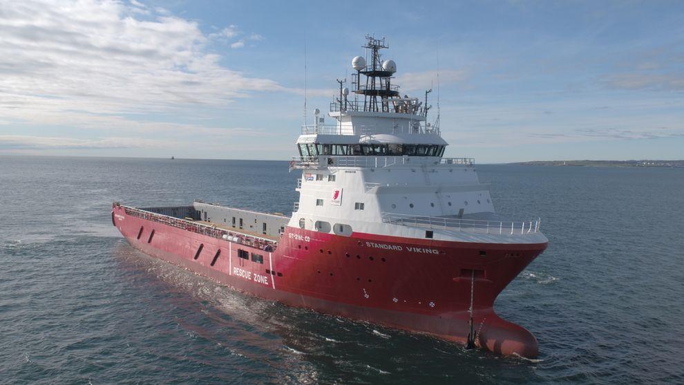 Standard Drilling har brukt offshorenedturen til å kjøpe skip.