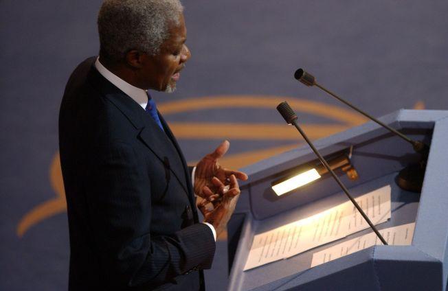 HJELP, IKKE STRAFF: – Norge bør høre på den forrige FN-generalsekretæren Kofi Annan når han sier at «krigen mot narkotika har feilet. Erfaring har lært oss at regulering, avkriminalisering og anerkjennelse av at brukere trenger hjelp, ikke straff», skriver kronikkforfatterne.