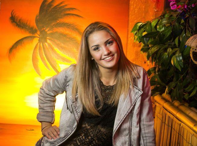 TOPPET I TRE UKER: Adelen toppet VGs singleliste i tre uker med sitt bidrag for to år siden, men tapte i Grand Prix-finalen for Margaret Berger.