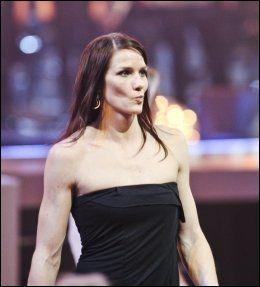 GODT TRENT: Løke er imponert over Hammersengs veltrente kropp. Foto: Scanpix