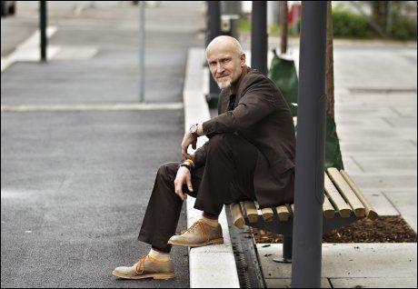 BLIR «60-TALLS-LÆRER: Forfatter Lars Saabye Christensen. Foto: Roger Neumann, VG