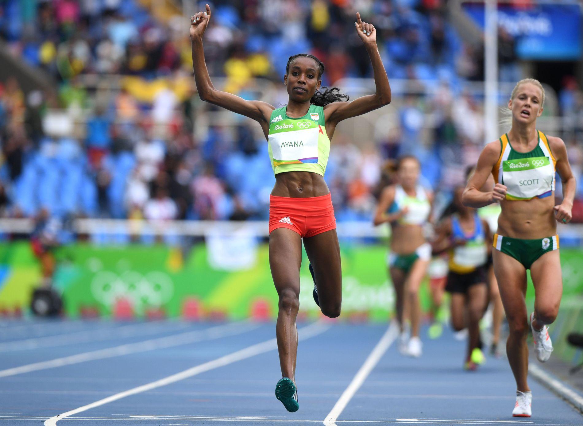 Verdensrekord 10000 meter
