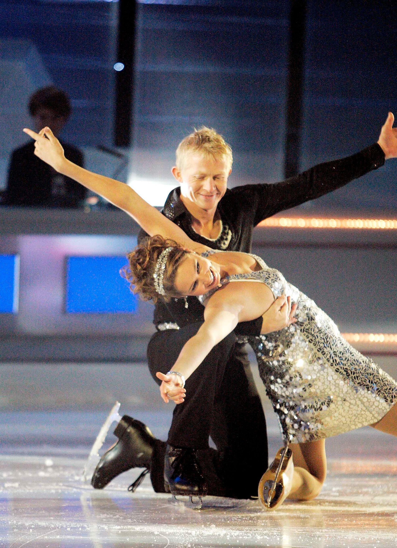 ISDANS:  Sammen med partneren Anna Pouchkova, vant Pål Anders Ullevålseter «Isdans» i 2007.
