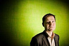 TROR PÅ LØSNING: Pål Ringholm, og er analysesjef kreditt i meglerhuset First Securities, tror gjeldstak-debatten vil få en løsning, selv om situasjonen ser fastlåst ut nå.