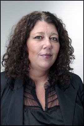 FORFATTER OG BLOGGER: Kristin Oudmayer sitter i VGs ekspertpanel mot mobbing. Foto: Magnar Kirkenes