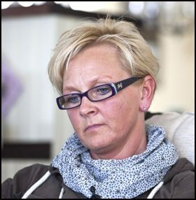 MISTET ALL TILLIT: May Britt Grue ble brutalt overfalt av en psykisk syk. Ingen fortalte henne at han nå er ute av sykehus. FOTO ALF ØYSTEIN STØTVIG/VG