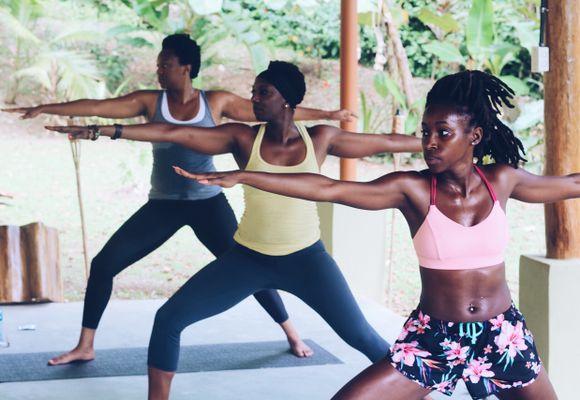 Startet retreat for fargede kvinner