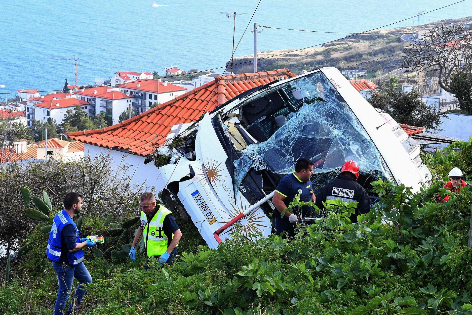 Portugisiske myndigheter har startet etterforskning av ulykken.