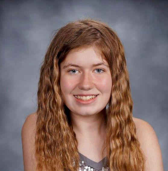 KIDNAPPET: Jayme Closs (13) ble torsdag funnet etter å ha vært sporløst borte siden oktober.