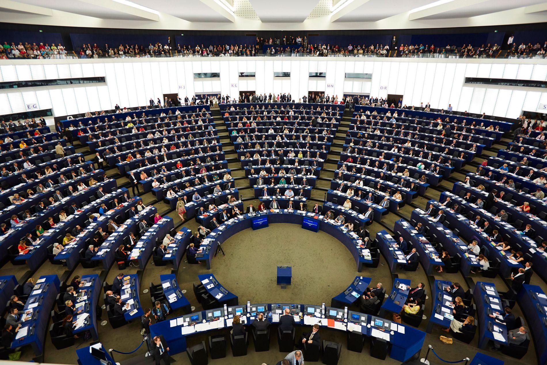 VIKTIGERE: Alle forslag til ny politikk og regelverk fra Kommisjonen blir nå gjenstand for parlamentarisk debatt og vedtak i Europaparlamentet (bildet) på lik linje med EU-landenes regjeringer i Ministerrådet, skriver Paal Frisvold.