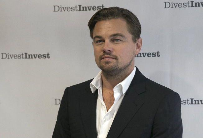 MILJØFORKJEMPER: DiCaprio gjør mye for å redde verden. Alt fra å donere flere millioner kroner til organisasjoner og å dele informasjon i sosiale medier.
