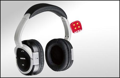 Nokia BH-604 er blant de største trådløse stereohodesettene. (Foto: Nokia)