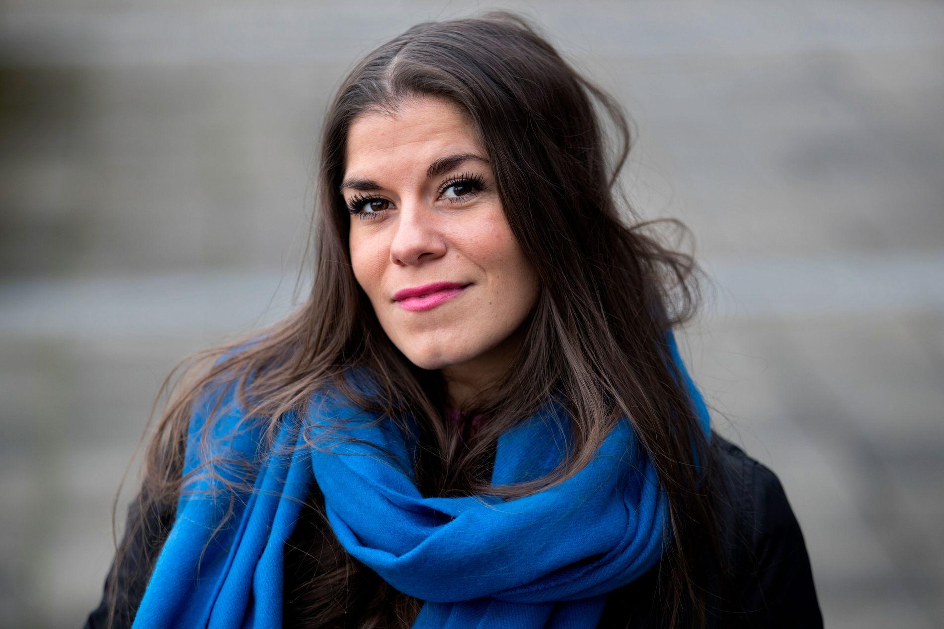 INFLUENSER: Kristin Gjelsvik.