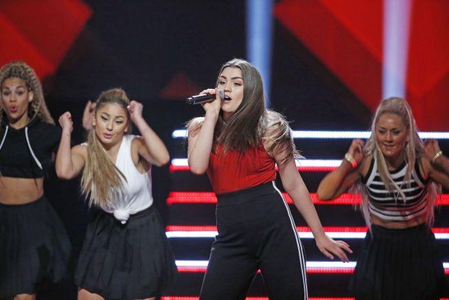HALVT GRESK: Ira Konstantinidis med låten «We Don't Worry».