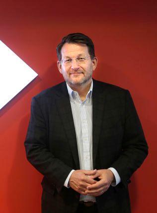 SJEF: SBS Discovery-direktør Harald Strømme.