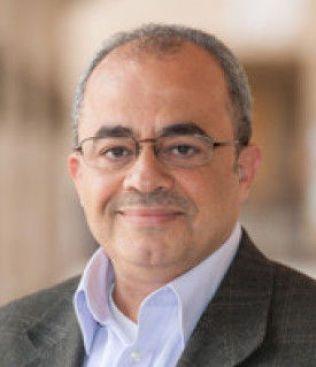 DØMT TIL DØDEN: Professor Emad Shahin