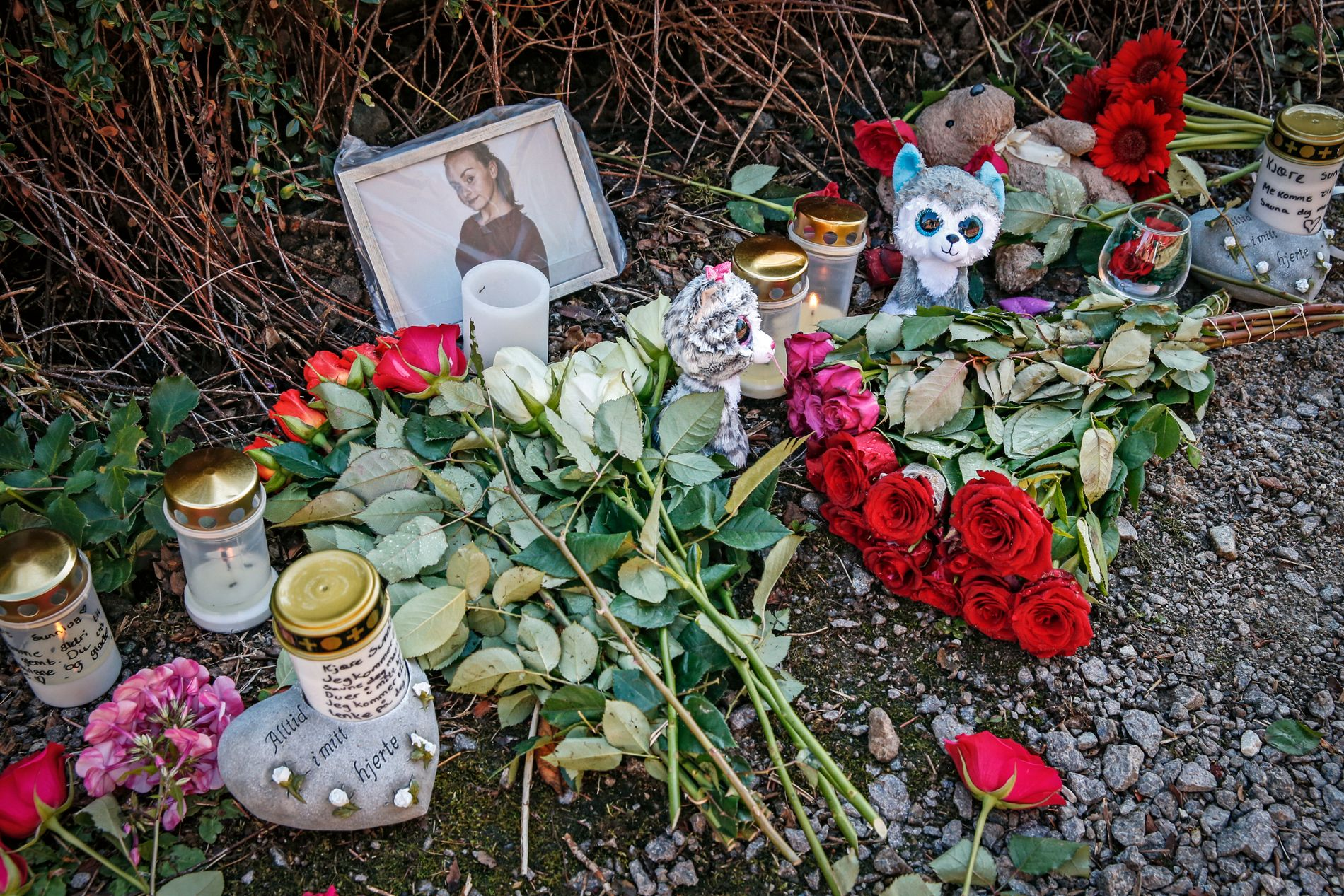 DREPT: 13 år gamle Sunniva Ødegård ble funnet nært hjemmet på Varhaug på Jæren i august i fjor.
