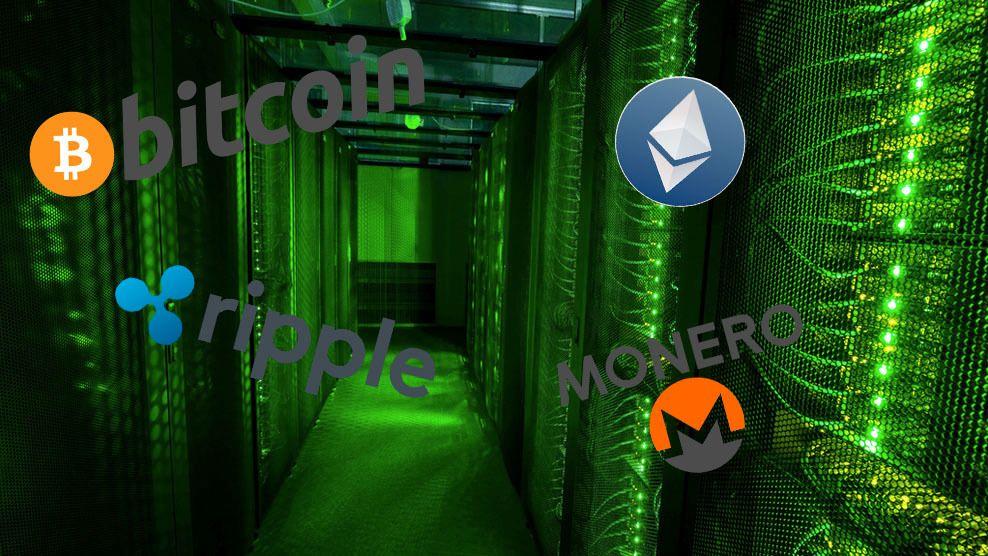 POPULÆRE: Det er mange ulike kryptovalutaer som kan brukes til en rekke formål annet enn kun transaksjoner.