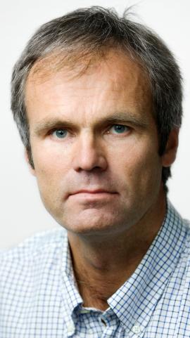 STØRSTE ÅRSAK: – Alt som har med elektrisitet å gjøre er den definitivt største brannårsaken, sier Bjarne Aani Rysstad, informasjonssjef for skadeforsikring i Gjensidige.