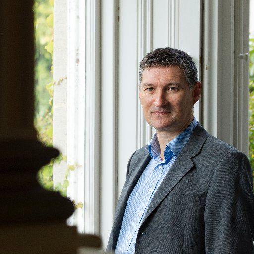 PROFESSOR: Richard Whitman ved Institutt for politikk og internasjonale forhold på universitetet i Kent.
