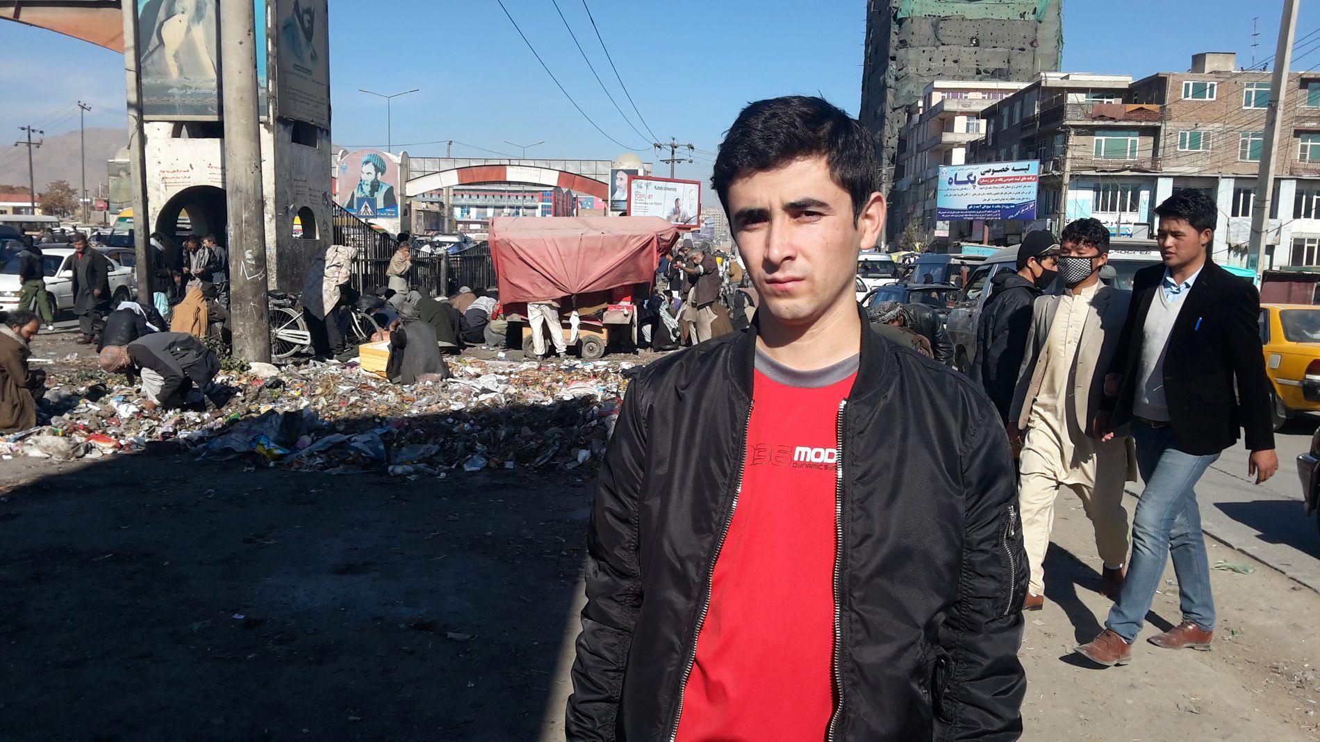 REDD:  Wazir er tilbake i Afghanistan som han flyktet fra for ett år siden. Han reiser ikke til hjemprovinsen. – Der styrer Taliban, sier Abdul Ghafoor i Afghanistan Migrants Advice & Support.