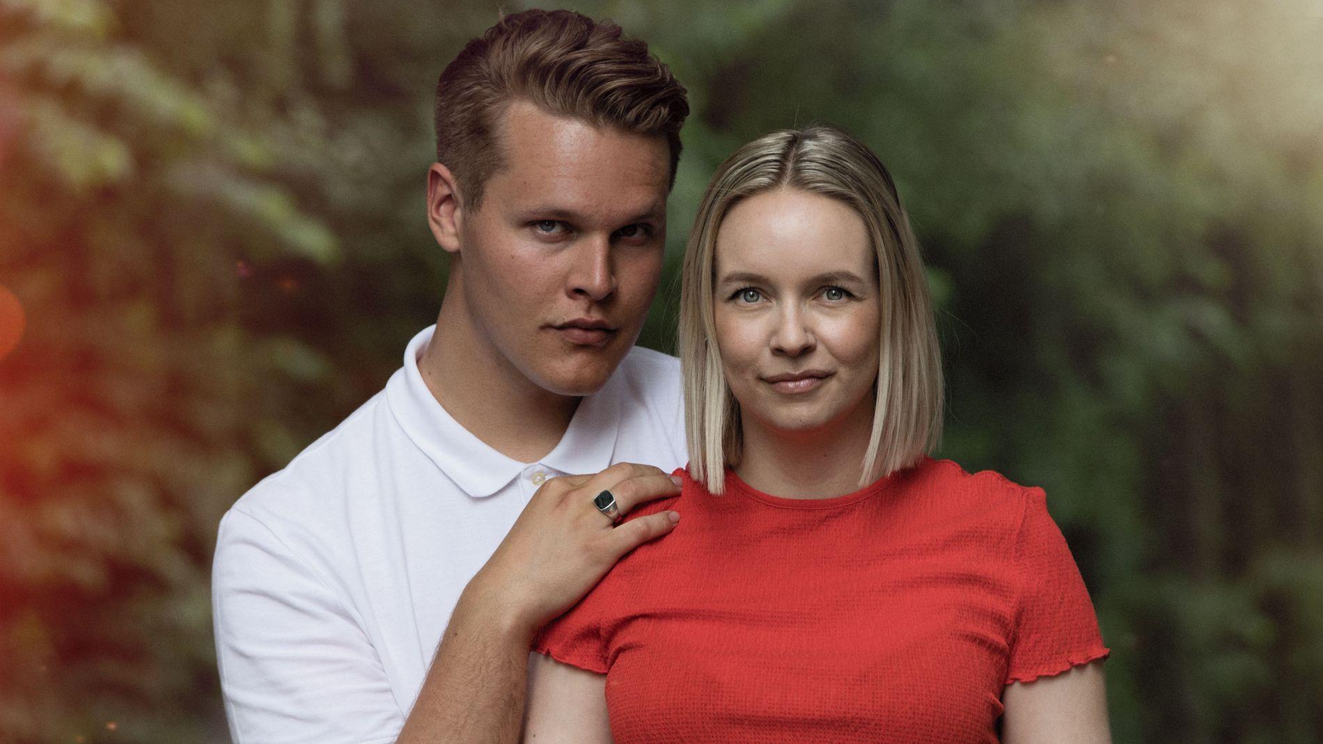 PROGRAMLEDERDUO: Vegard Harm og Christine Dancke er klare til å lede publikum gjennom VG-Lista-konsertene.