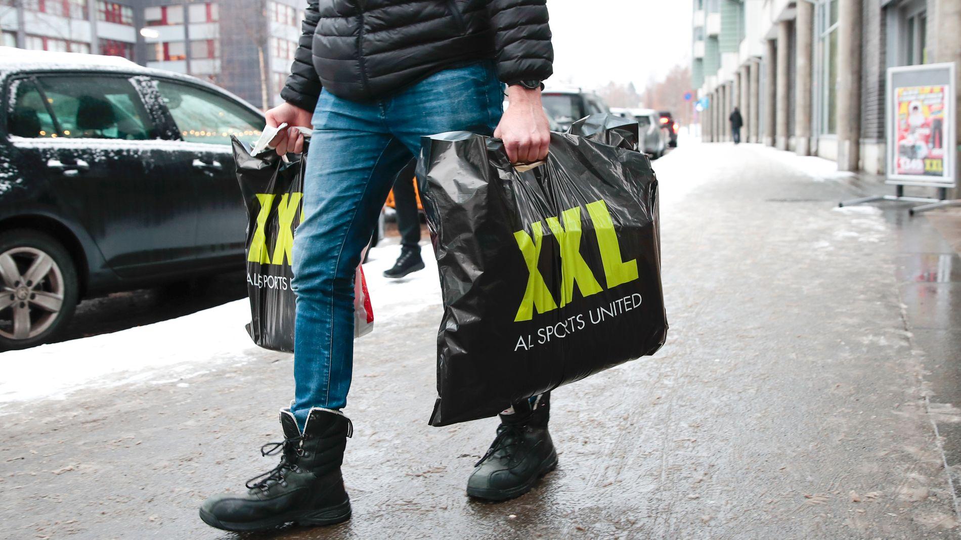 KRISESTEMNING: XXL-kjeden hadde en svært trøblete avslutning av 2018, med børsstup på 30 prosent på én dag som et slags senit.