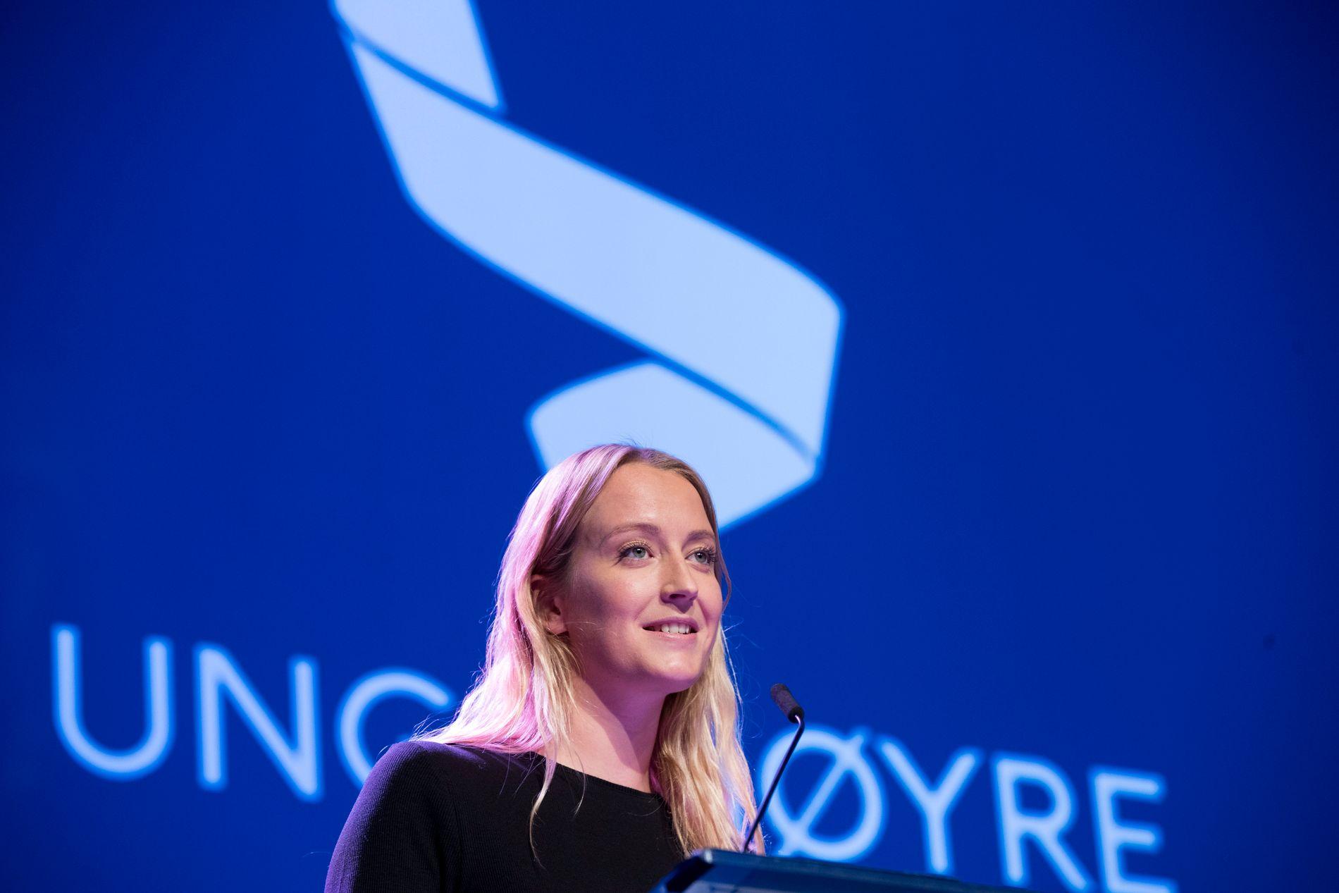ABORT-ADVARSEL: – Høyres politikk er at dagens abortlov ligger fast. Abortloven burde ikke være et forhandlingskort, skriver lederen i Unge Høyre.