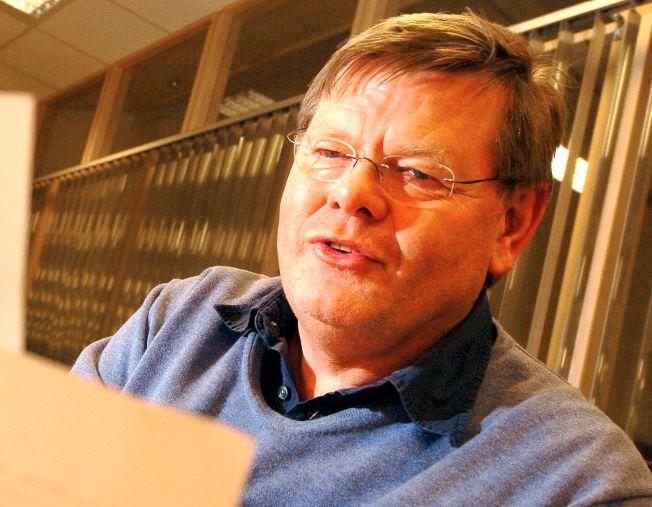 STØTTER: Medisinprofessor og ekspert på antibiotikaresistens, Ørjan Olsvik ved Universitetet i Tromsø.