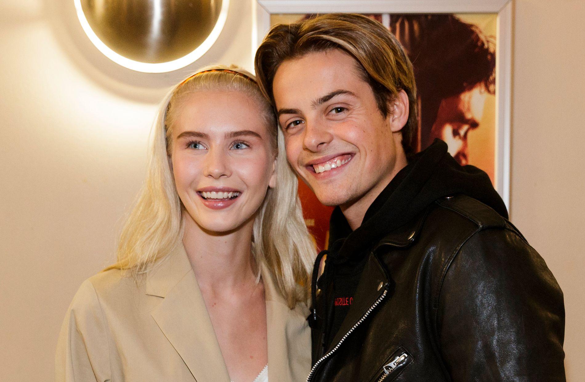 FANT SAMMEN: I fjor vår kunne VG avløre at Amalie Snøløs og Herman Tømmeraas hadde blitt kjærester.
