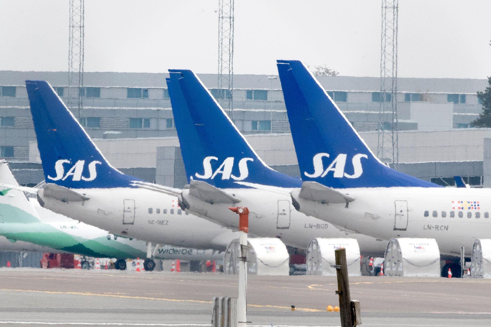 SAS åpner 14 nye ruter fra Skandinavia i sommerprogrammet