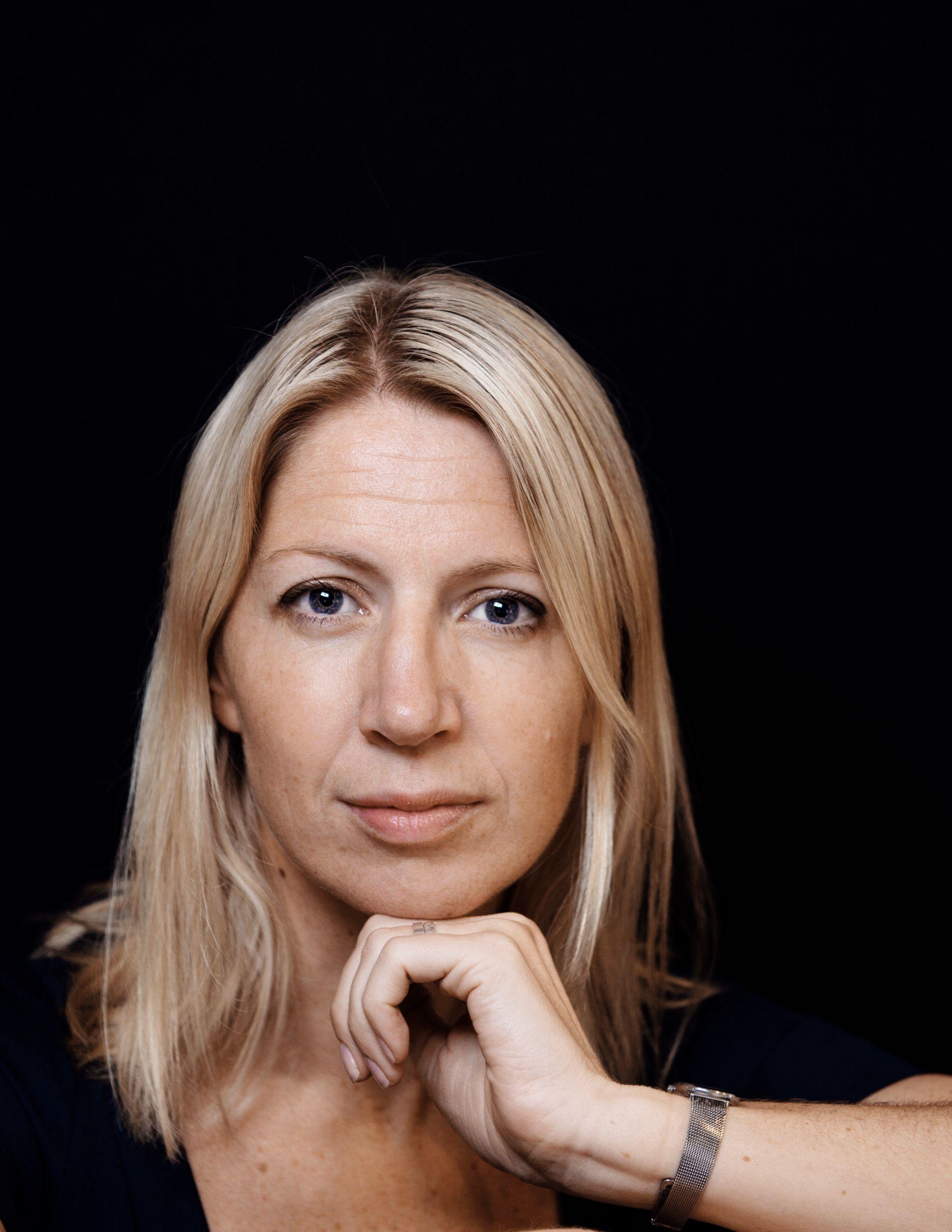 Mina Gerhardsen, generalsekretær i Actis.