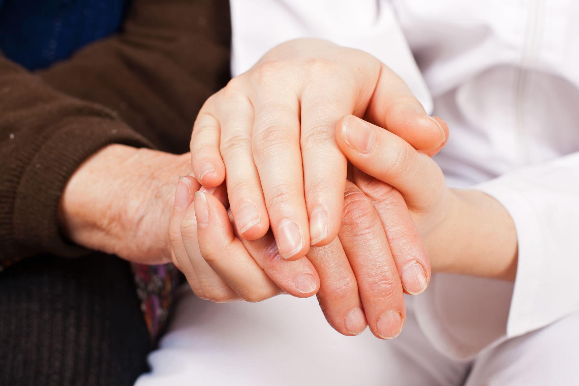Verdig?: Smerter, åndenød og angst er en del av manges siste dager før døden, ifølge ny studie.