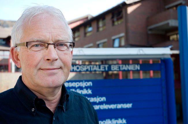 VIL BETALE: Are Blomhoff var forstander og administrerende direktør i stiftelsen Betanien. I 2013 ble det avslørt at han hadde underslått millioner av stiftelsens penger.