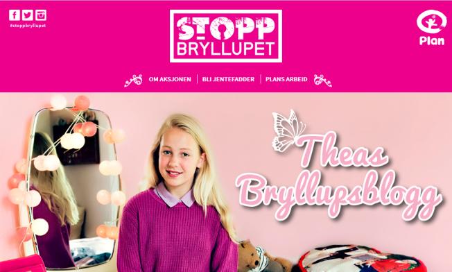 cb8fa0c15518 Plan Norge med omdiskutert barneblogg  BI-professor  Bloggen gjorde ...