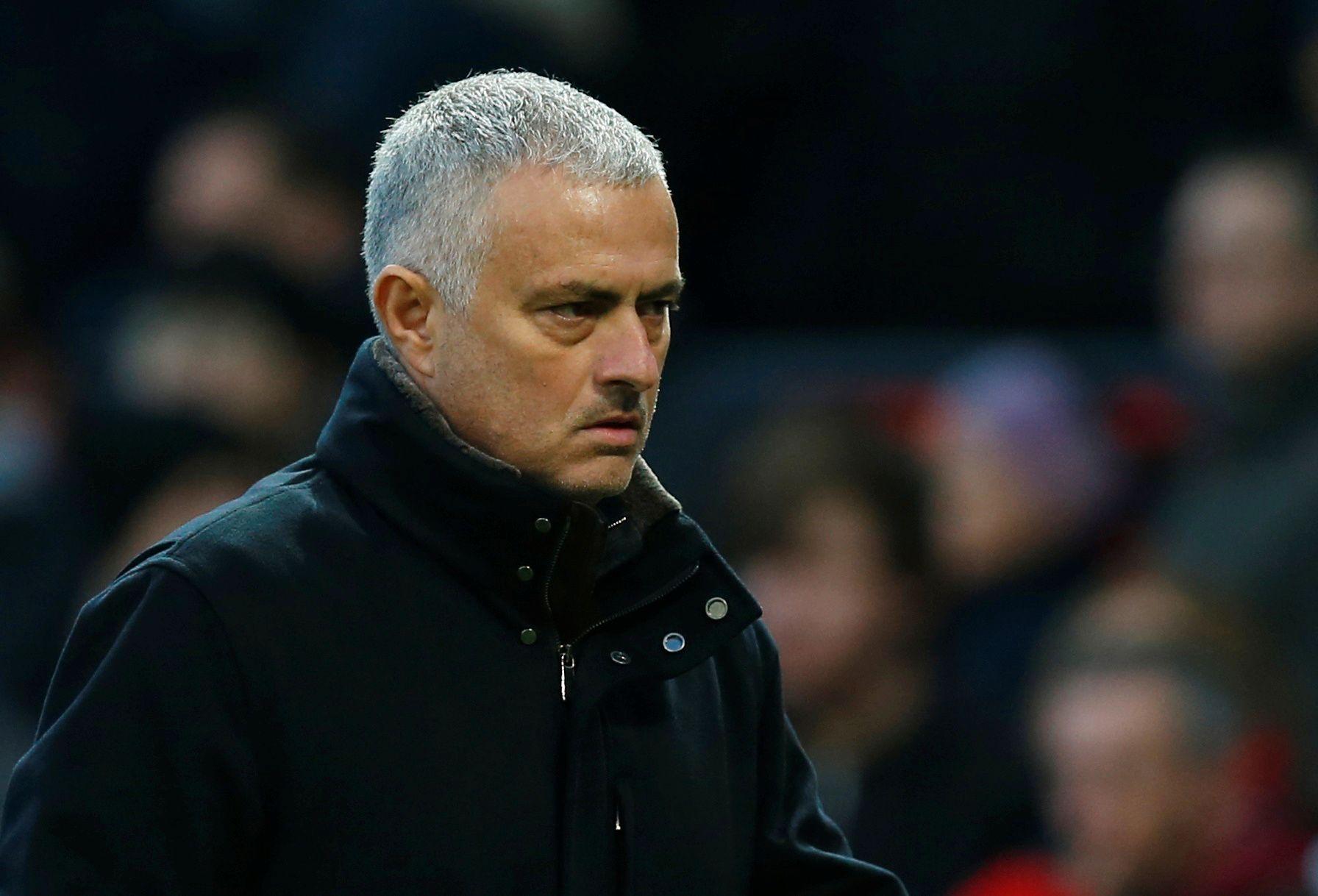 FERDIG: José Mourinho er ikke lenger manager for Manchester United.