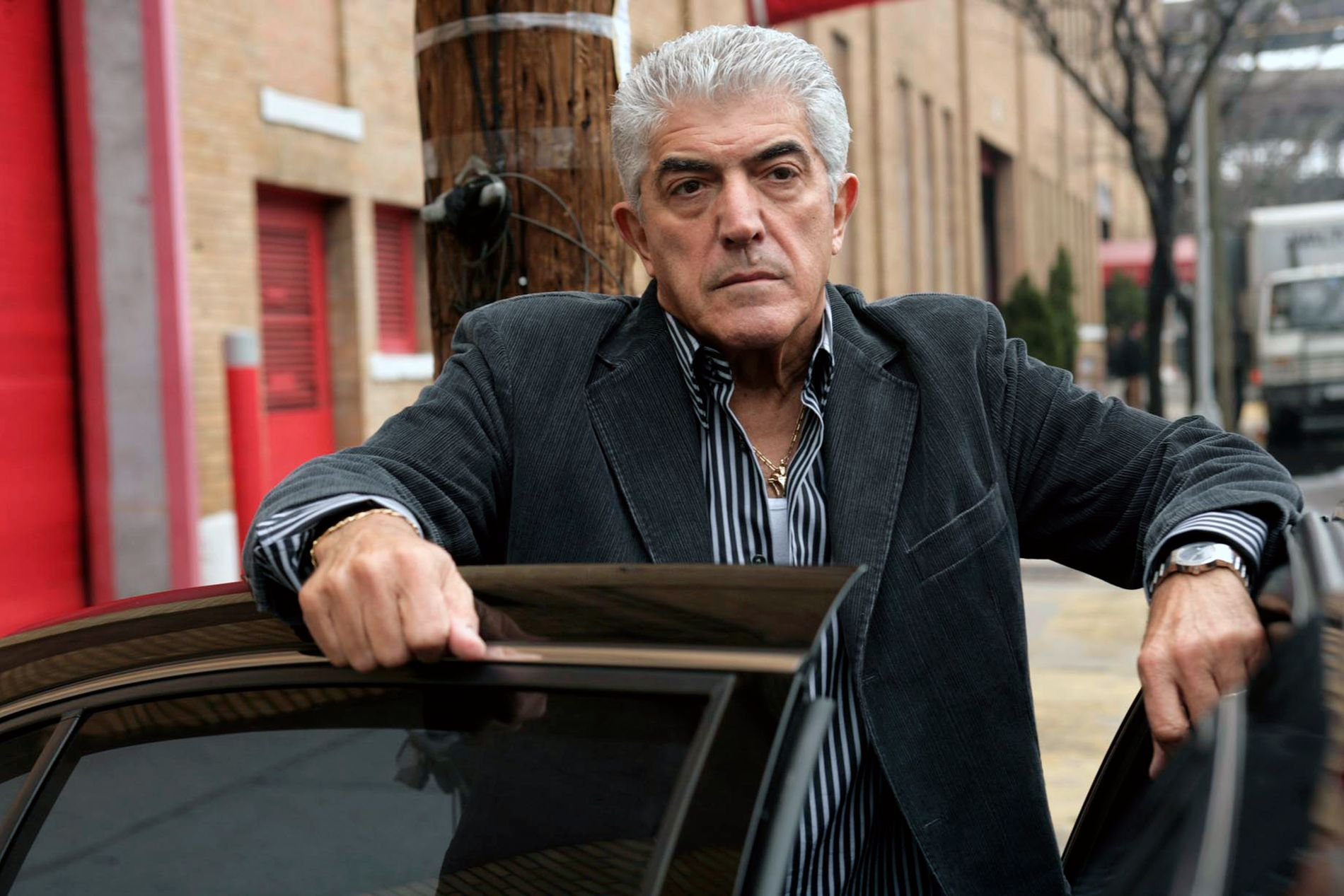 «PHIL LEOTARDO»: Frank Vincent er mest kjent fra «The Sopranos».
