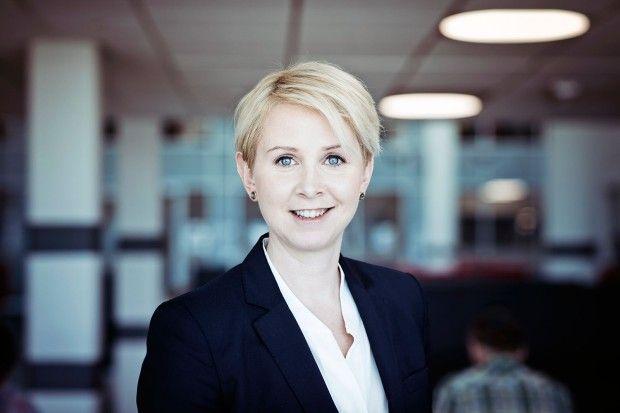 ADVARER: Sofie Nystrøm, direktør for Center for Cyber and Information Security (CCIS) ved NTNU er bekymret for at virksomheter setter ut all IT-drift ukritisk gjennom outsourcing.