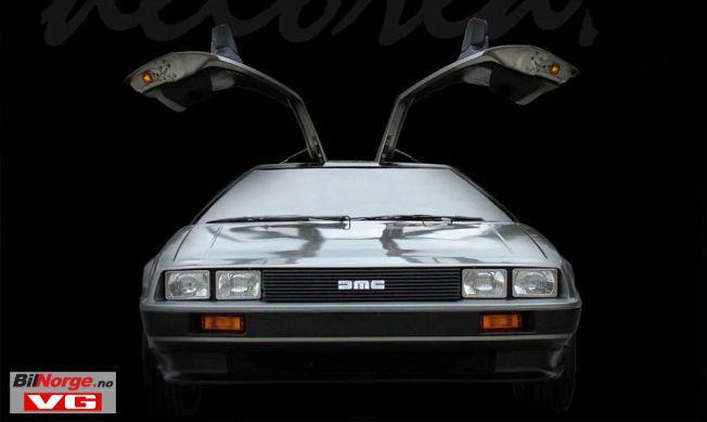 17452705 «Tilbake til fremtiden»-bilen skal i produksjon – i nær fremtid