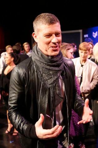 GRAND PRIX-GENERAL: Jan Fredrik Karlsen. Foto: NTB SCANPIX