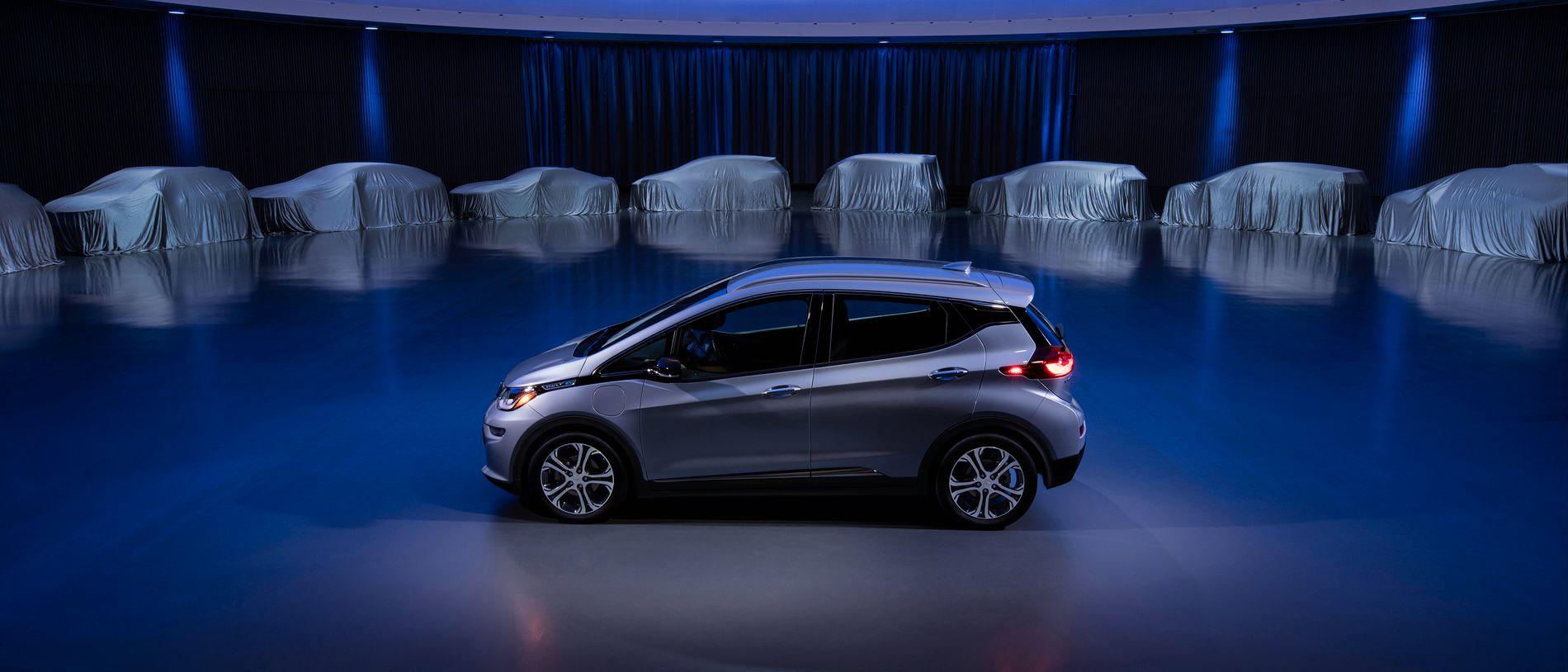 Nissan ser for seg solid vekst i elbilsalget - E24