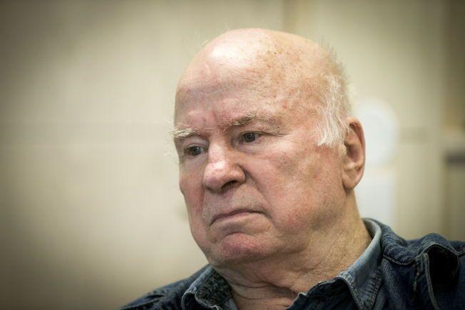 DØD: Fredrik Fasting Torgersen ble idømt livsvarig fengsel og 10 års sikring for drapet på Rigmor Johnsen i 1957. Forrige uke leverte han inn en ny begjæring om å få saken gjenopptatt.