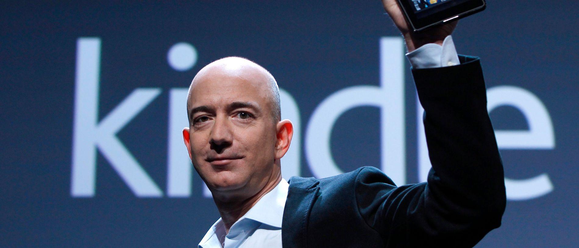 Netthandelsgiganten Amazon Bekrefter Svensk Lansering E24