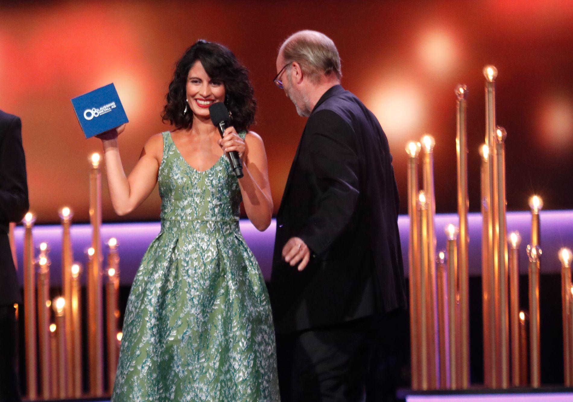 VANT TRE PRISER: Iram Haq vant Amanda både for beste regi, beste manus og beste kinofilm.